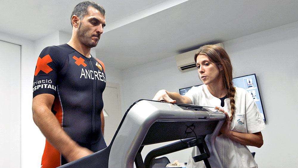 Biofeedback Analizar Técnica Carrera | Clínica Podologia i l'Esport