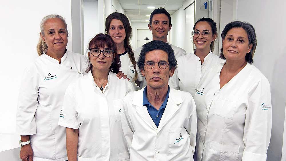 Clínica Podología i l'Esport Equipo Podólogos en Barcelona