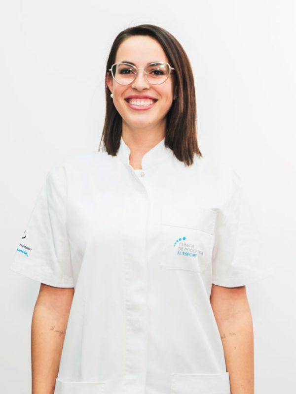 Melani Ruíz | Clínica Podologia i l'Esport